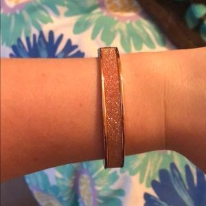 Charming Charlie Jewelry - Sparkly pink bracelet
